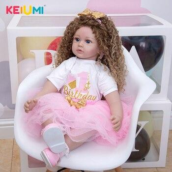 Кукла-младенец KEIUMI 24D169-C276-S24-S03-T23 5