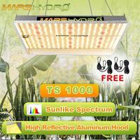 Led Grow Light TS 1000W Full Spectrum Marshydro Quantum Board Indoor Hydroponics plant light Greenhouse flower grow lights lamp