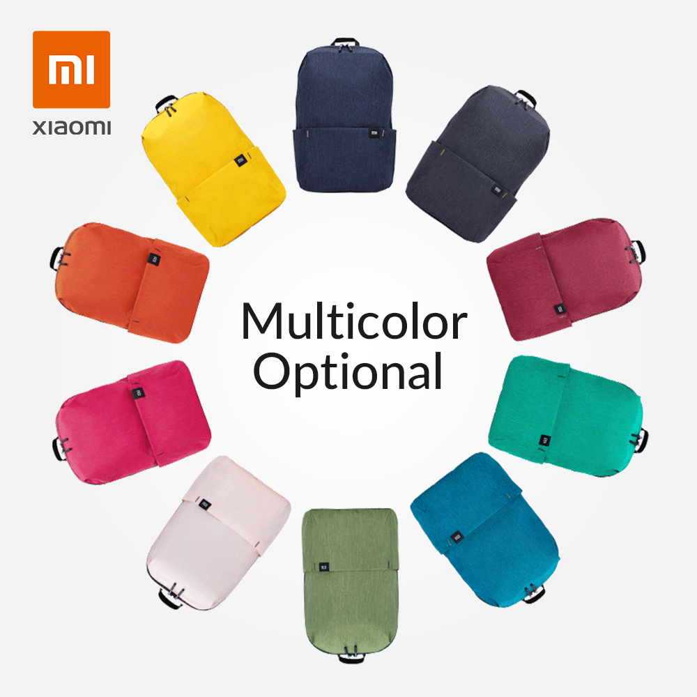 Xiaomi Mi Backpack Original 10/20L Urban Leisure Sports Chest Pack Bags Travel Backpack Large Capacity Unisex|Backpacks| - AliExpress