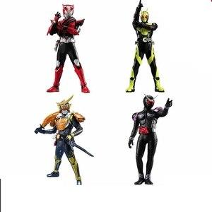 Image 1 - WSTXBD オリジナルバンダイ仮面ライダー HG 01 ZIO Riderman ガシャポン図 Brinquedos おもちゃ Figurals 人形