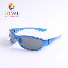Boys Sunglasses Kids Cool Sun Glasses Baby Fashion Sport Sha