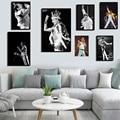 (Freddie Mercury) 1986 плакат королевы легенды певицы холст живопись настенное Искусство Современная гостиная украшение для дома
