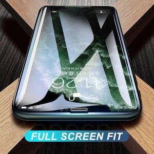 Image 5 - 100D Kính Cường Lực Trên Dành Cho iPhone X 7 8 6 6S 6S Plus Tấm Bảo Vệ Màn Hình Full Cover Có Kính Cường Lực iPhone XR XS 11 Pro Max Phim