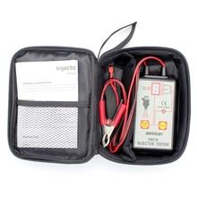 Em276 profissional injector testador de combustível injector 4 modos pluse testador poderoso sistema combustível ferramenta verificação injector carro bico testador