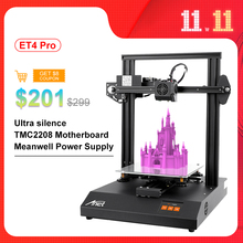 Anet 3D завод Anet ET4 Pro 3D принтер Reprap Prusa i3 высокая точность DIY FDM Impresora 3D с автоматическим самонивелирующимся сенсором