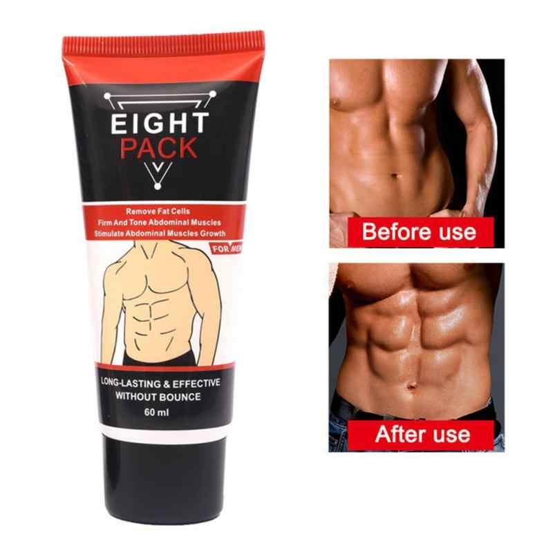 60 мл, крем для мужчин и женщин с сильным сжиганием жира, крем для похудения, крем для сильной мышц живота, крем для здоровья тела