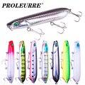 Приманка для рыбной ловли Proleurre, 10,5 см, 18 г, высокое качество, приманка-карандаш, приманки для рыбной ловли, Искусственные воблеры для ловли о...