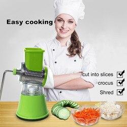 Multifunctional Hand-cranked Meat Mincer Sausage Meat Grinder Home For Mincing Meat/Vegetable/Spice Blades Kitchen Tools