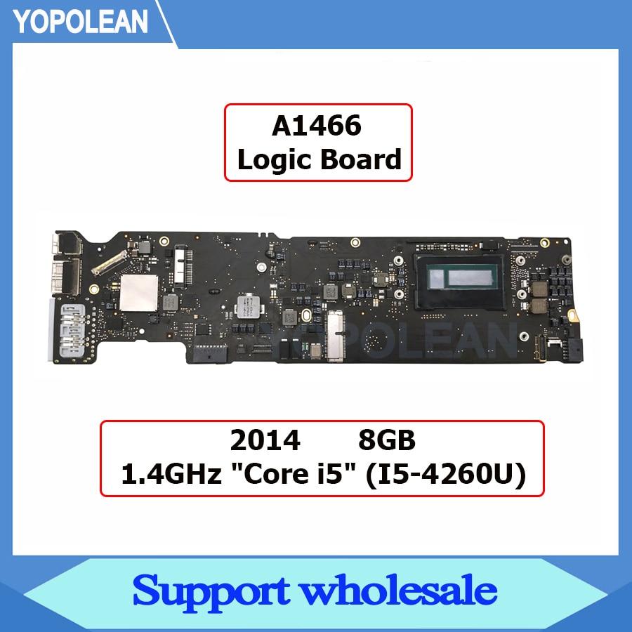 Original Motherboard For Macbook Air 13