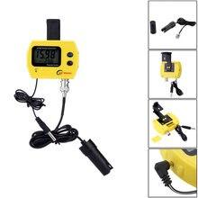 Digitale ph-Meter Wasser Qualität Tester Temperatur PH Tester Wasser Reinheit PPM Meter für Aquarium Pool-Monitor-LCD Bildschirm