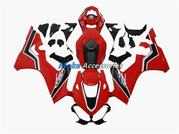 Motorcycle Fairings Kit Fit For Cbr1000rr 2017 2018 2019 Bodywork Set High Quality ABS Injection NEW Red hot sale abs for honda 12 13 cbr1000rr 2012 2013 injection mold fairing castrol sticker white bodywork brand logo decal page 7