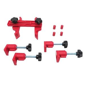 Image 3 - 5 Pcs Universal Cam Camshaft Lock Holder Car Engine Cam Timing Locking Tool Set Retainer Timing Belt Fix Changer