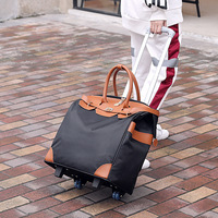 Women Trolley Luggage Rolling Suitcase Pull Rod Box Light Travelling Bag Travel Bag Handbag Drag Package Luggage Package Male