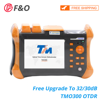 TMO-300-SM-C 32/30dB 1310/1550nm SM OTDR Tester Built-in 10mw Visual Fault Locator - DISCOUNT ITEM  10% OFF All Category