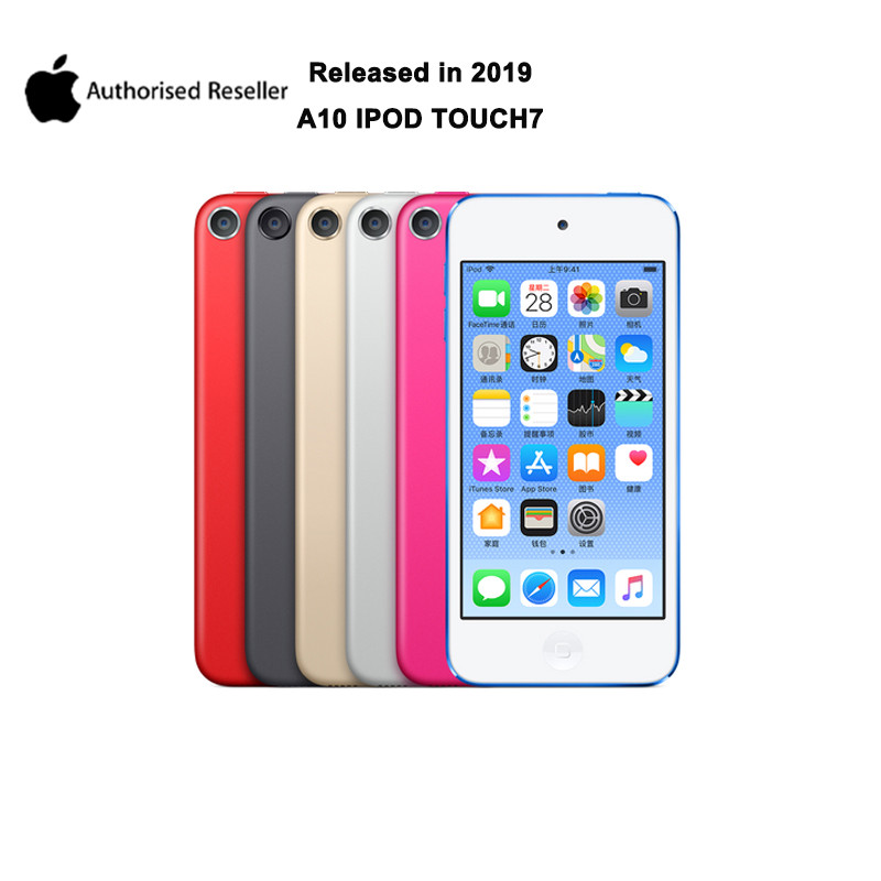 Authorization Apple Ipod Touch 7 MP3/4 4.0 Inches Touch Screen A10 Built-in Speakers 32/128GB Music Video Play With FM E-book