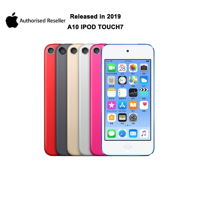 Autorisation Apple Ipod Touch 7 MP3/4 4.0 pouces écran tactile A10 haut-parleurs intégrés 32/128GB musique vidéo jouer avec FM E-book