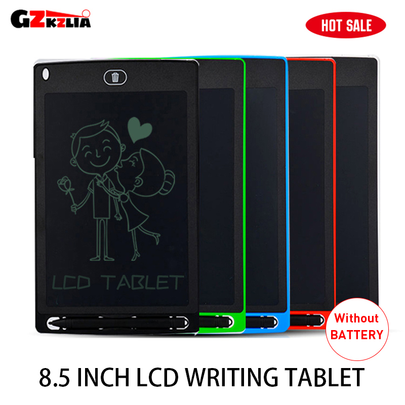 Z03N LCD Writing Board 8.5 Inch Electronic Tablet Without Battery For Children Adult 8.5
