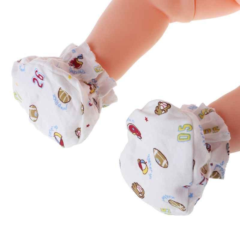 1 paar Baby Socken Spaziergang Ausbildung Abdeckung Fuß Schutz Cartoon Drucken Newborn Pflege D08C