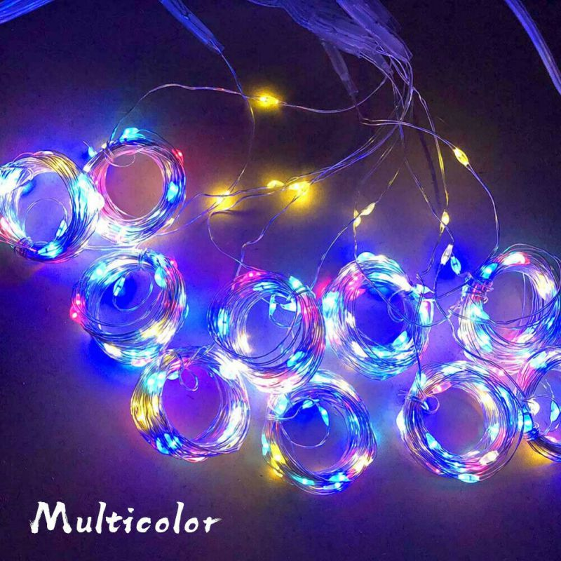3Mx3M 300 LED USB Led Curtain Light Copper Wire LED String Curtain Lights Wedding Xmas Decorative Light With Remote Control