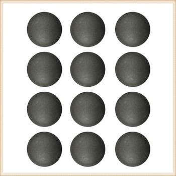 12Pcs Car 3M Adhesive Anti-rusty Durable Cover Cap for Lexus CT IS LX GS LF-SA UX RC ES RX NX LS LF-1 LC ES330 IS350 GS430 image