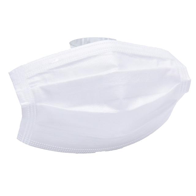 50PCS Medical Mouth Mask Men Women Cotton Anti Dust Mask Mouth Mask Windproof Mouth-muffle Bacteria Proof Flu Face Masks 3