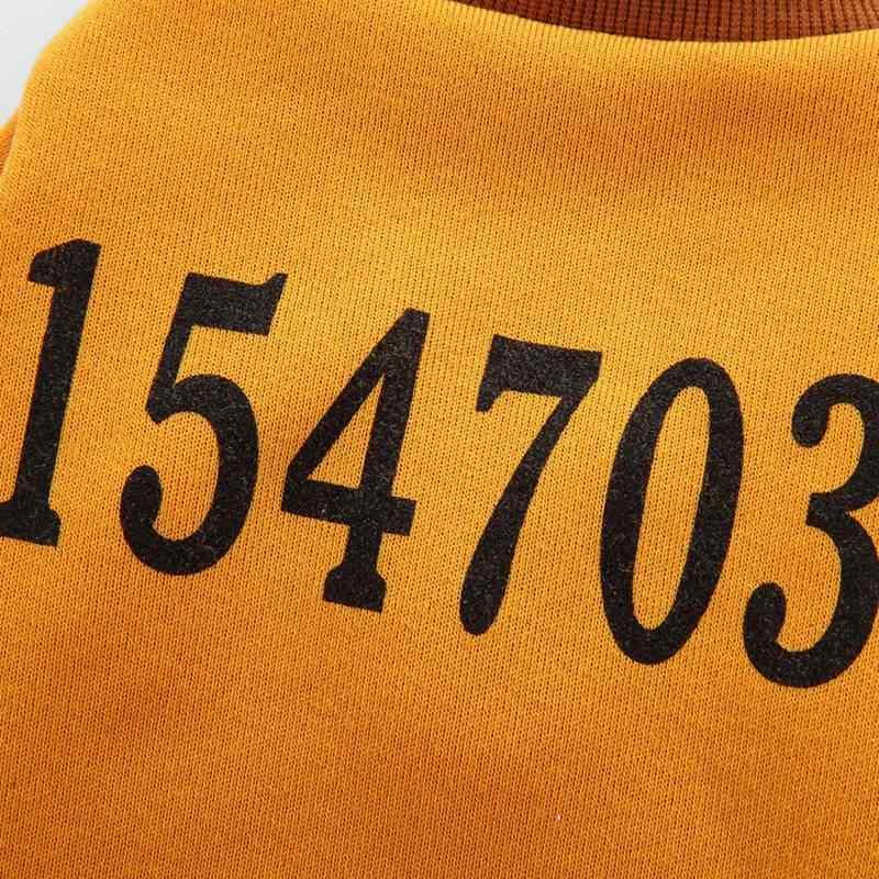 2020 ハロウィンペット衣装犬 2 脚コート帽子子犬コスプレ衣装おかしい囚人の数字で服装セットアパレル