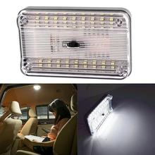 1pcs Car Roof Light Interior  Reading Indoor Trunk 12V White Lamp Bulb