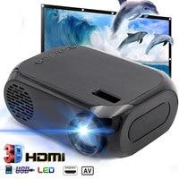 BLJ 111 LCD FHD Smart Projector 3D 1920*1080P Mini Interfaces Projector Support USB AV HDMI Movie Home Cinema Film