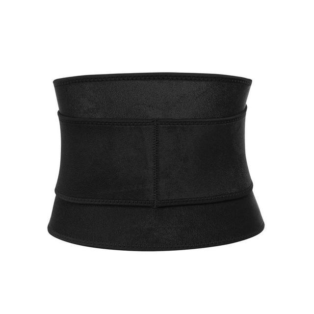 High Quality Adhesive Men's Slimming Waist Belt Neoprene Thermal Men Sport Shaper Belt Sweat Tranier Waist Band girdle 4