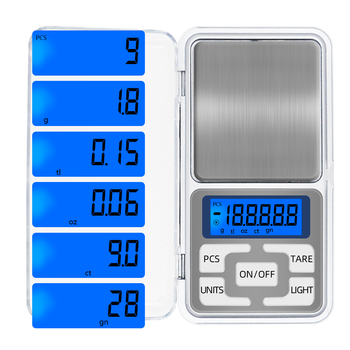 15pcs/lot 500g 0.1g Digital Mini Pocket Weight Jewelry Scale LCD Display with backlight balance With Retail box фото