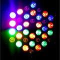 Лазерный сценический светильник с 36 светодиодами, светильник с бусинами для сцены, клубов, пабов, бальных, больших размеров, концертный свет...