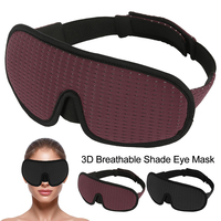 Маска для глаз маска для сна 3D из дышащего материала Memory Foam контуры модульный маска на глаза для сна маска для сна контура глаз легкого Сна ...