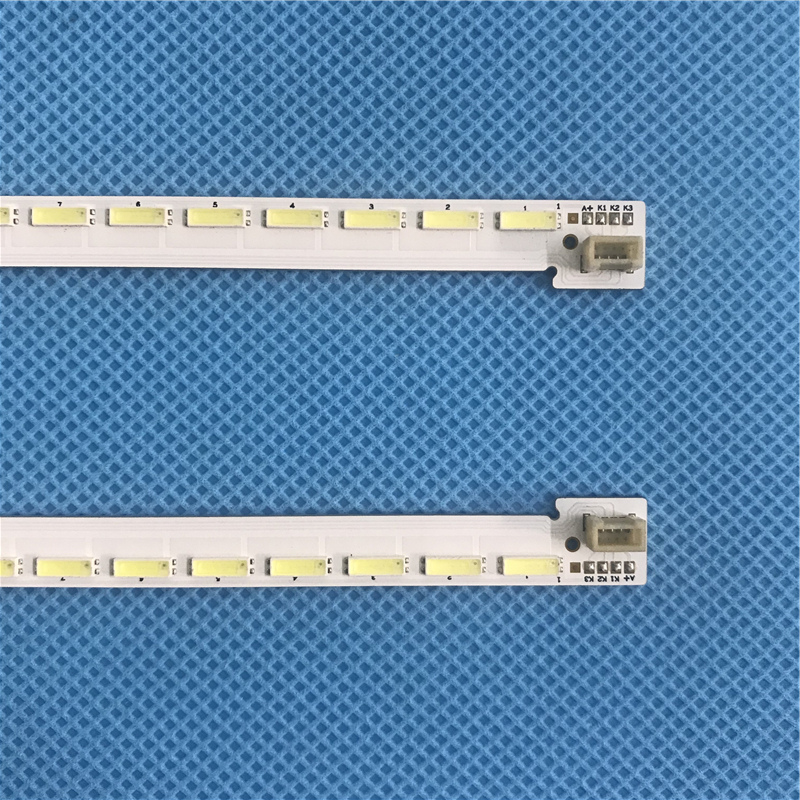 High Light 530mm For Samsung LED Backlight Strip 60Lamp 2012CSR420 7020 L60/R60 REV1.1 120529 2E610G/42E615L 42E600F Tv Parts