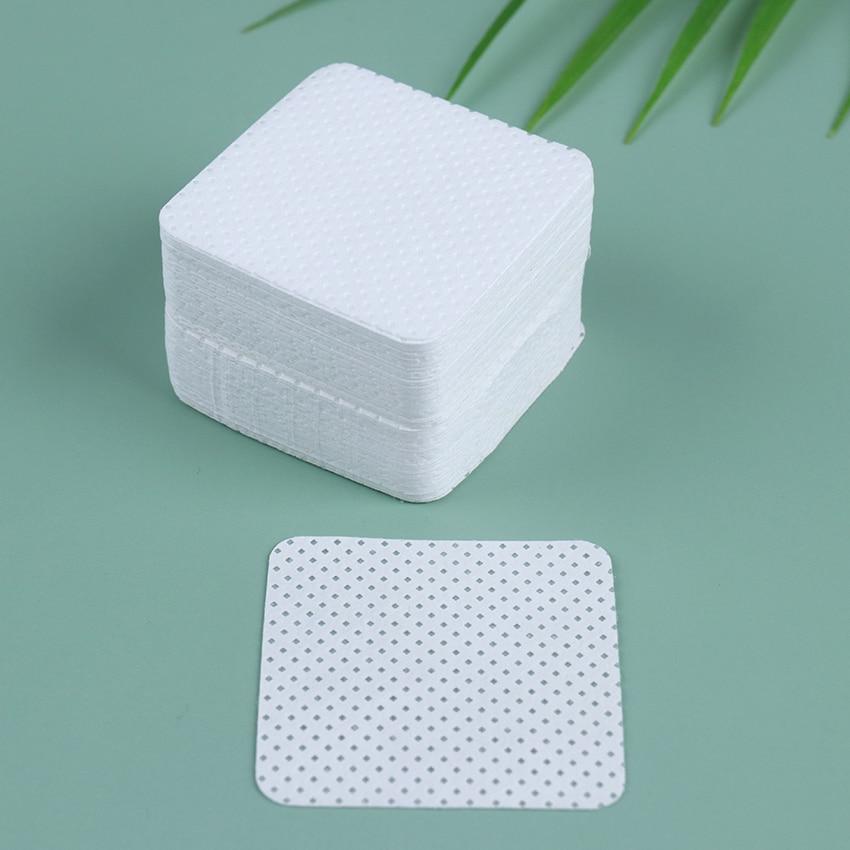 Paper Cotton Wipes Eyelash Glue Remover 2