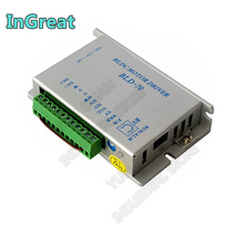 Brushless Driver Hall Drive BLDC 12V 24V 3A Controller Brake Control Change Direction Speed for 30W 50W 60W 70W DC Motor