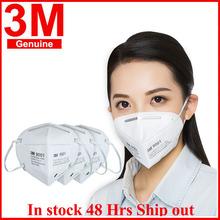 50 sztuk partia 3M 9001 9002 maska przeciwpyłowa KN90 składana maska przeciwpyłowa Anti-pm2 5 Respirator maski przeciwmgielne maska bezpieczeństwa tanie tanio Chin kontynentalnych GB2626-2006 NONE