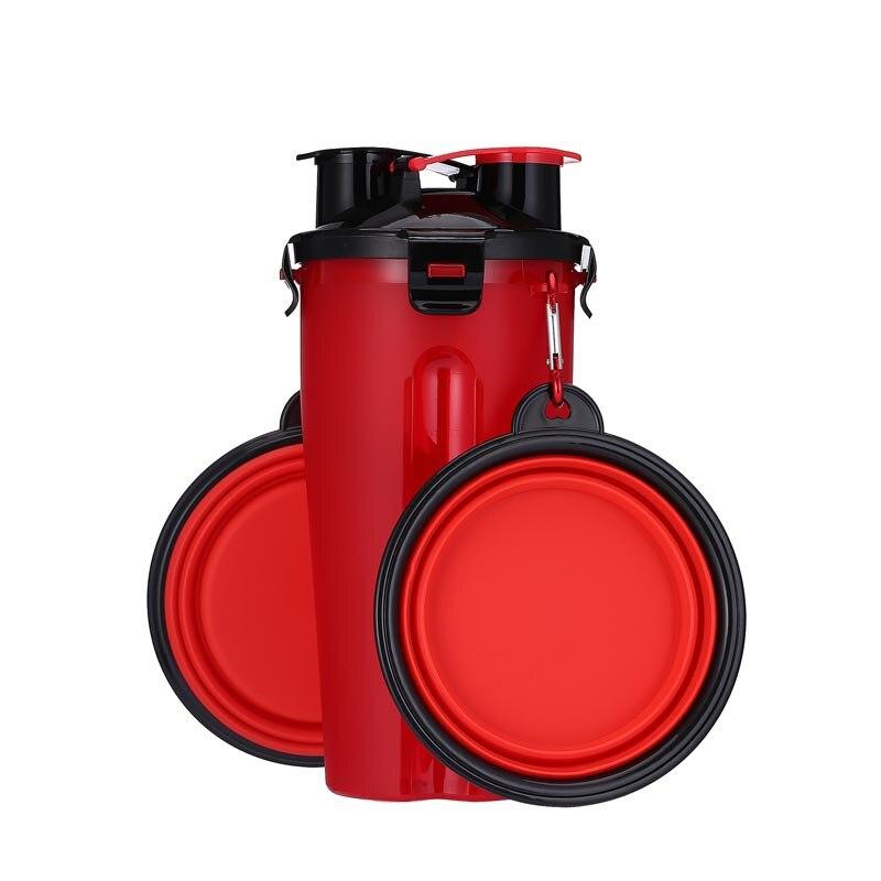 SKU-16- 红色 单 杯 _ 双 碗