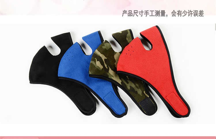 Hb8a82283ab554c1b9b8a0a8819cac5133 [both men and women] autumn and winter cycling mask heating thickened mask earmuffs integrated ear-protecting warm mask