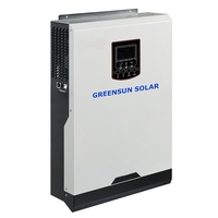 New Product DC AC Power Inverters 5KVA 5KW Inverter price for South Africa
