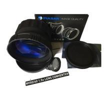 パルサー79097 NV60 1.5xレンズコンバータパルサーnv 60ミリメートルで使用パルサーナイトビジョンriflescopesと60ミリメートル対物レンズ