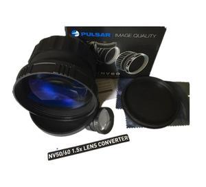Image 1 - パルサー79097 NV60 1.5xレンズコンバータパルサーnv 60ミリメートルで使用パルサーナイトビジョンriflescopesと60ミリメートル対物レンズ