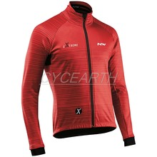 New Arrival NW 2019 Cycling Jersey Long Sleeve Pro Team Autumn Bike Clothing Bicycle Maillot MTB Clothes Northwave(China)