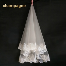 130x150cm Mesh Yarn Water Soluble Embroidery Modern Veil Cathedral Wedding Headdress Lace Fabric