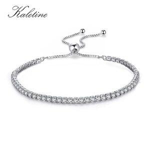 100% г. роскошные 925 Розовый Серебряный Шарм цепи подходят оригинальный Теннис браслет Бусины для Для женщин авторские украшения