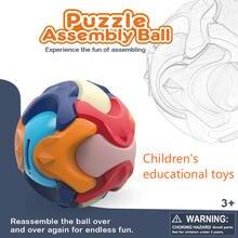 Обучающие игрушки для детей строительные блоки сборный банк