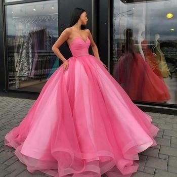 Бальное Вечернее платье, сексуальное платье принцессы с открытой спиной для выпускного вечера, праздничная одежда, длинные деловые платья
