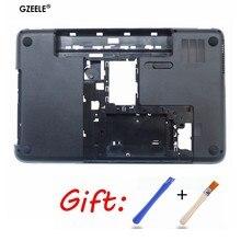 Capa inferior para laptop, capa de substituição para laptop hp G6-2000 G6Z-2000 G6-2100 G6-2348SG G6-2000sl