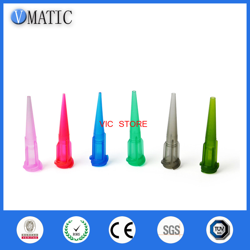 Free Shipping On Sale TT Tapered 14G-25G Glue Dispensing Needle Tips Liquid Dispenser Needles