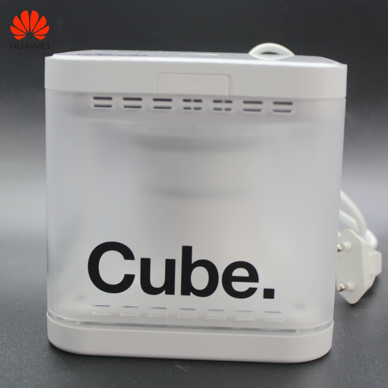 Wifi Hotspot Router Sim-Card-Slot E5180 HUAWEI USED Unlocked 4G LTE Cube Home with PK
