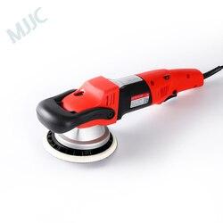 Mjjc marca constante velocidade dupla ação polisher forçado 3401 tipo opções de 110 v 220 v, 240 v americano, europeu, reino unido plugues disponíveis